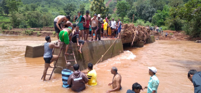 'current work going on - Konkan